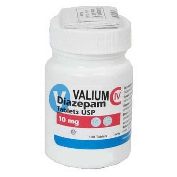 comprar valium sin receta